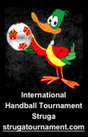 international handball tournamnent Struga