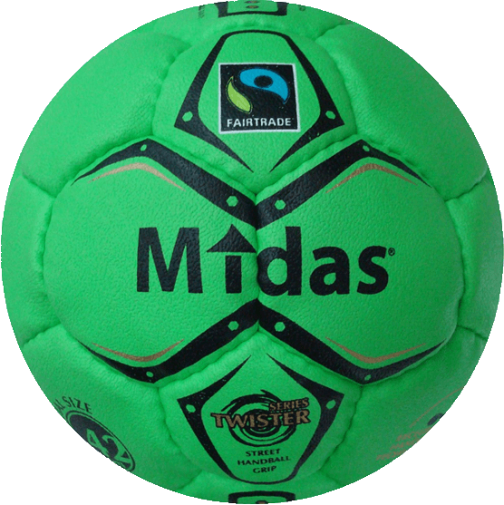 street handball midas fair trade