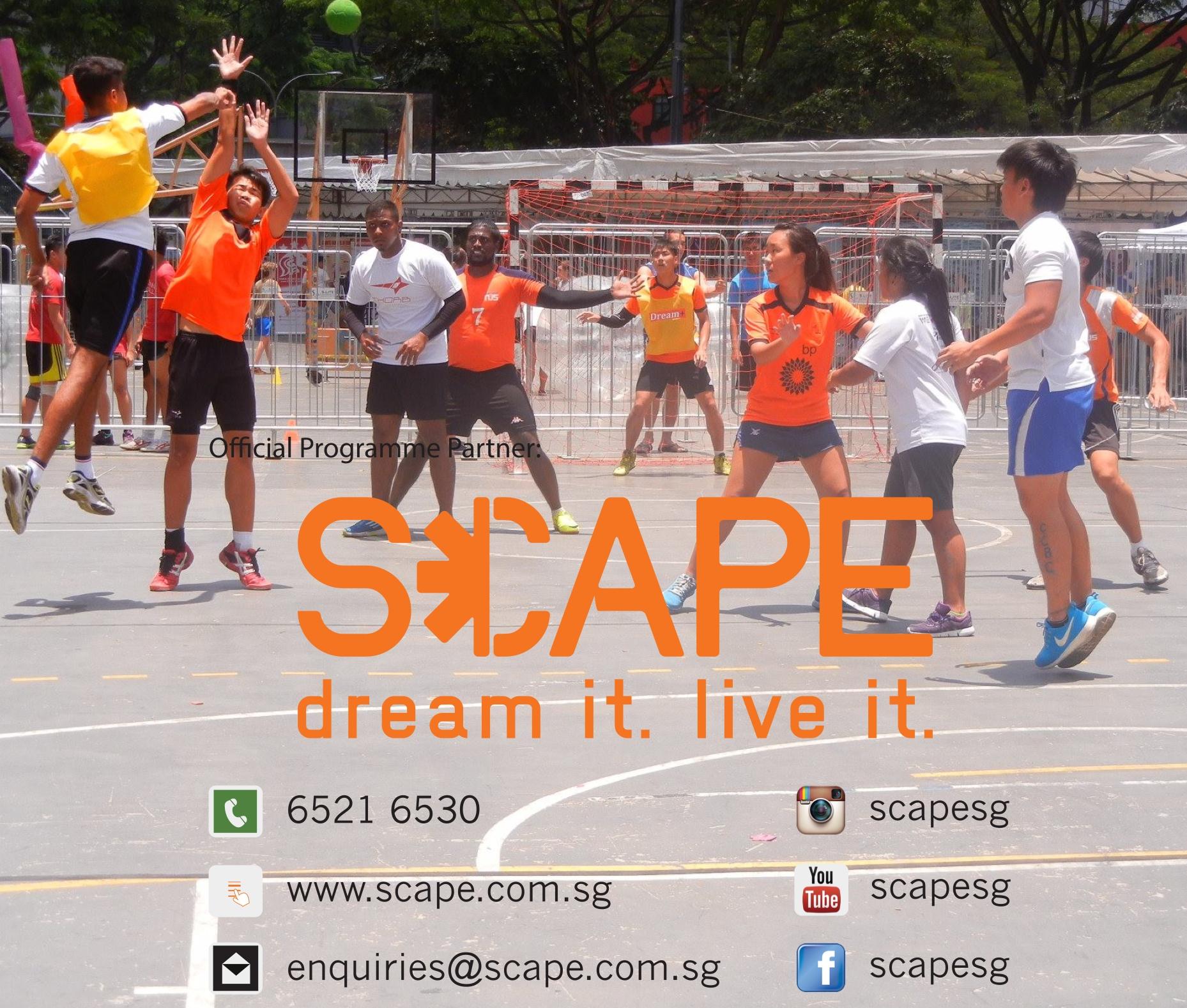 2014 Singapore Street Handball Challenge03