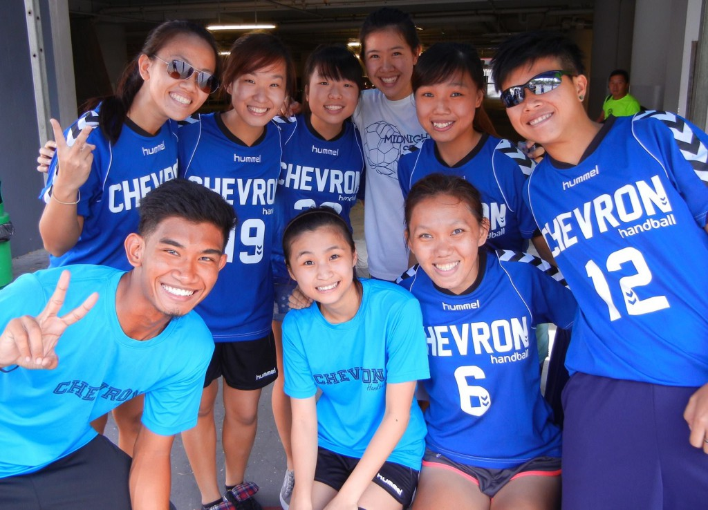 2014 Singapore Street Handball Challenge04