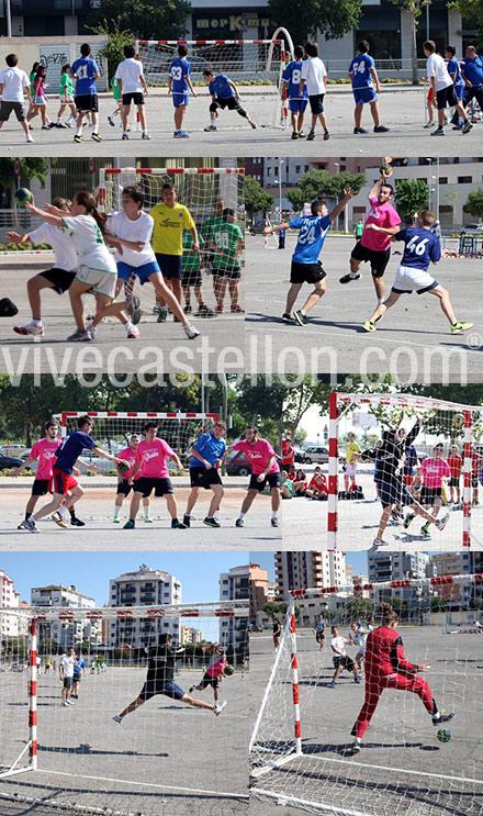 2014 Street Handball Spain