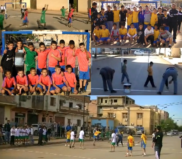 Algeria Rouina Street Handball Challenge Mini2