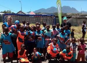Street Handball - Play Handball - South Africa
