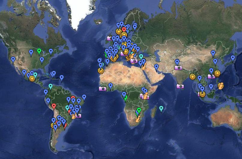 street handball google maps