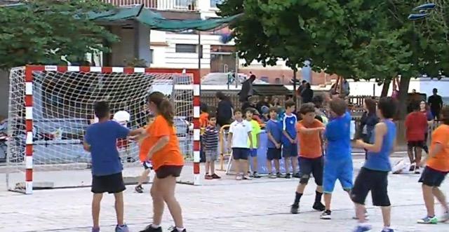 2013 Street Handball in Vilanova 03