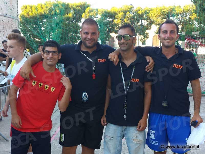 Street Handball Event Italy Conversano Organizzatori