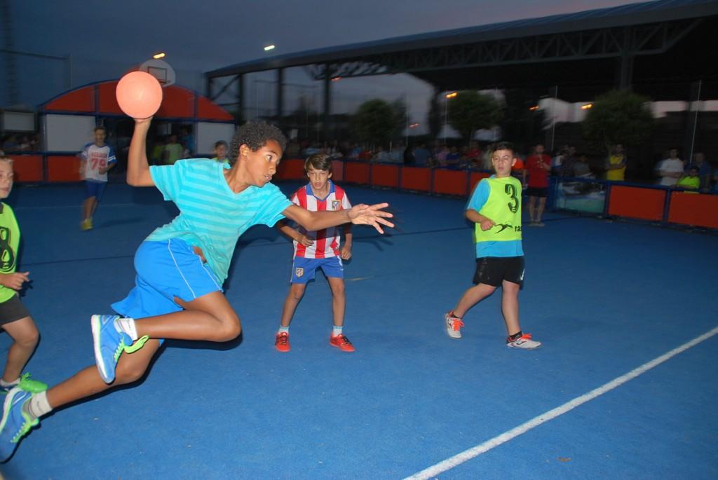 2015 Balonmano Calle Street Handball Torneo Primavera 2015 with Deportivo Retamar CB.jpg9