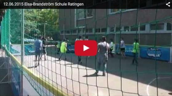 337 Street Handball Elsa-Brandström Schule Ratingen