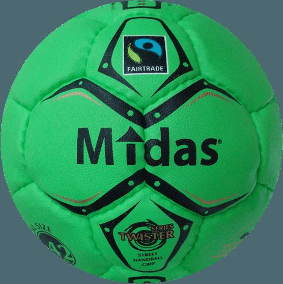 street handball midas fair trade