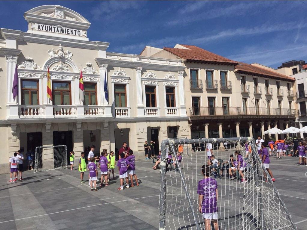 343 2016 Guadalajara Handball Street Spain3